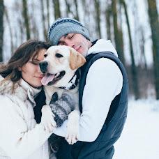 Wedding photographer Darya Yablunovskaya (DarYablunovskaya). Photo of 05.02.2016