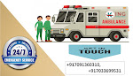 Use Paramount Emergency Road Ambulance Service in Bokaro by King