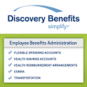 Discovery Benefits Mobile icon