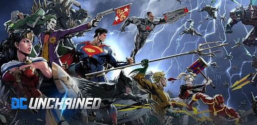 DC: UNCHAINED APK