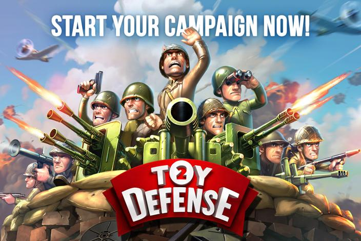 Toy Defense 2: TD Battles Game- screenshot