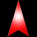 GPS Compass Basic icon