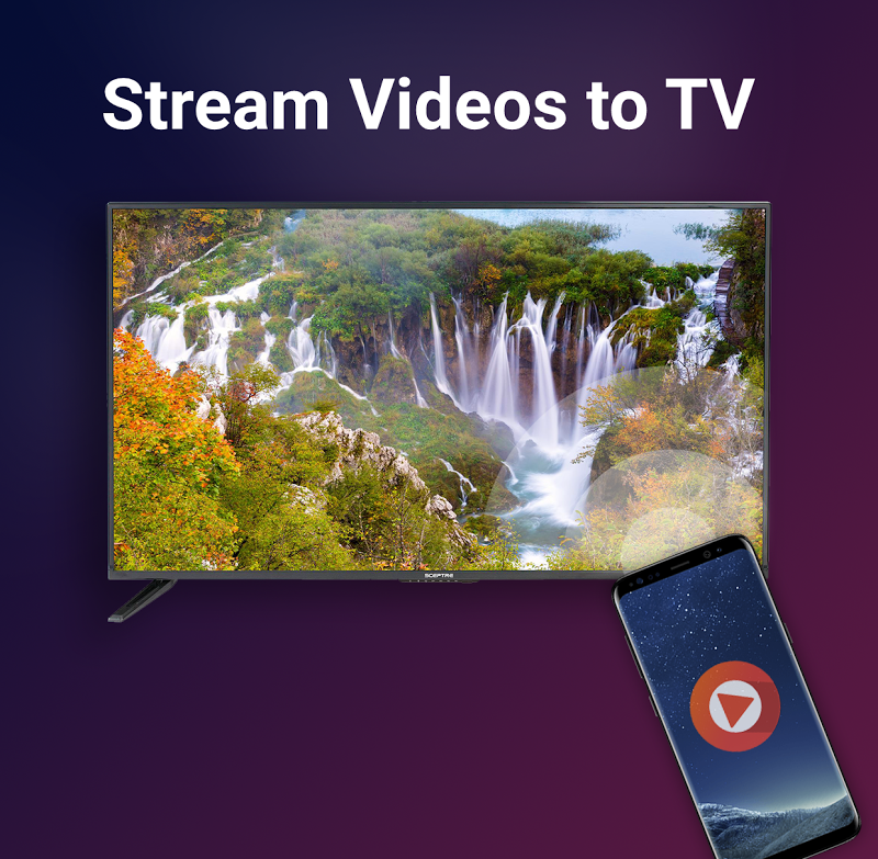 Castify: Cast to TV, Chromecast, Roku, Fire TV, Smart TV v7.355 [Pro]