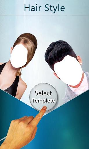 Hair Style Editor 1.2 screenshots 1