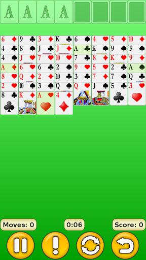 FreeCell 1.14 screenshots 1