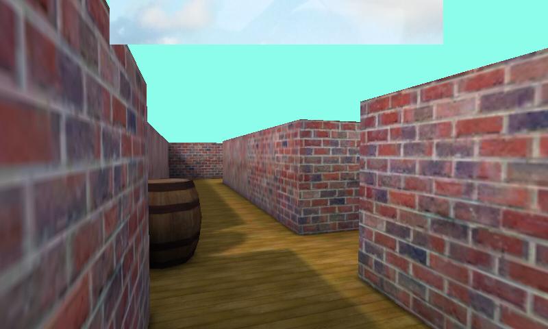 Labyrinth 3D- screenshot