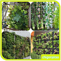 Vertical Garden Planter Ideas icon
