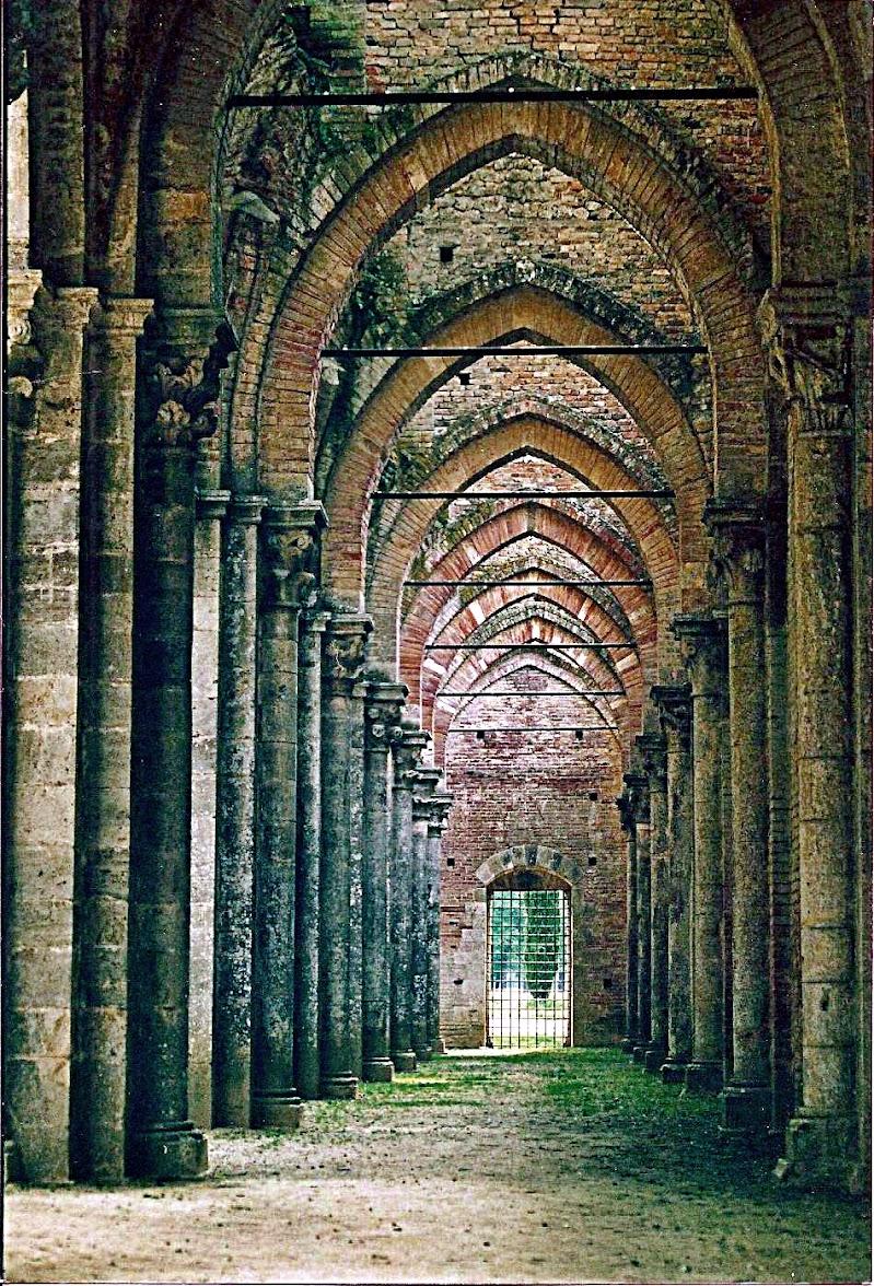 Archi su colonne di FransuaR