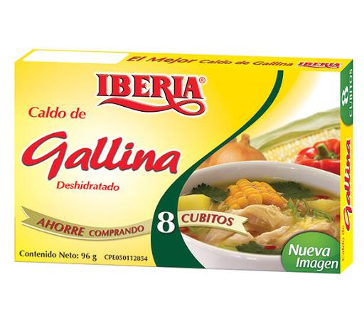 cubito iberia gallina 8 und