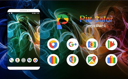 Pix Color Icon Pack Screenshot