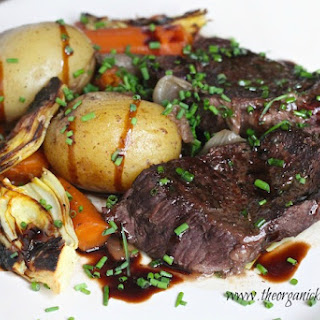 Savory Braised Short Ribs with Vegetables