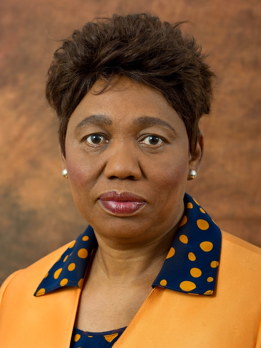 Basic education minister Angie Motshekga.