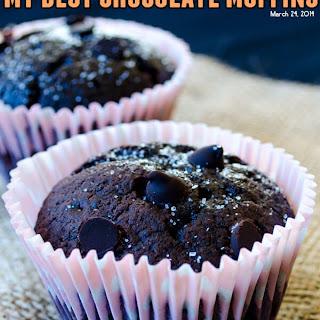 My Best Chocolate Muffins Recipe