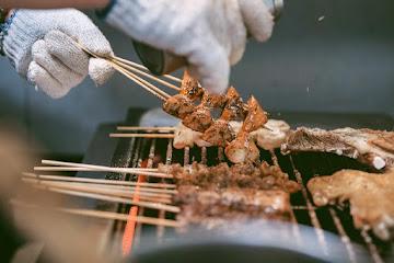 維吾爾新疆傳統碳烤