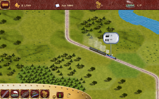 Railroad Manager 3 apkpoly screenshots 13