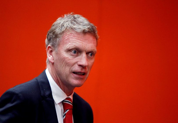 David Moyes. Picture: REUTERS