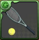 不二周助のテニスラケット