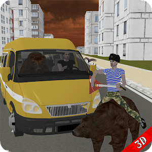 Russian Minibus Simulator 3D for PC and MAC