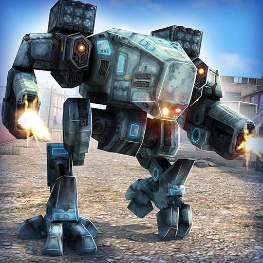 Robots Tanks of War - Transformation Fighting (game)