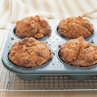 Vanilla-Pear Muffins