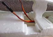 Photo: ,,,mierna úprava centroplánu pre konektor do krídla.