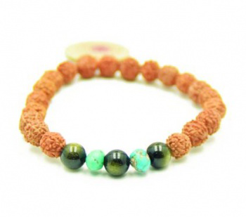 Healing Rudraksha armband