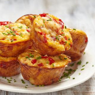 Make Ahead Egg Muffins Recipe