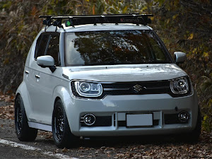 イグニス  MZ 4WDのカスタム事例画像 ぴろさんの2020年11月15日23:11の投稿