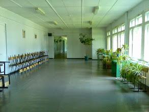 Photo: Koulun aula