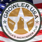 Logo for Growler USA - Warner Robins