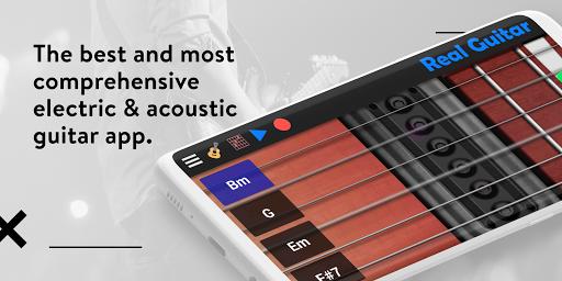 Real Guitar - Guitar Playing Made Easy. screenshot 1