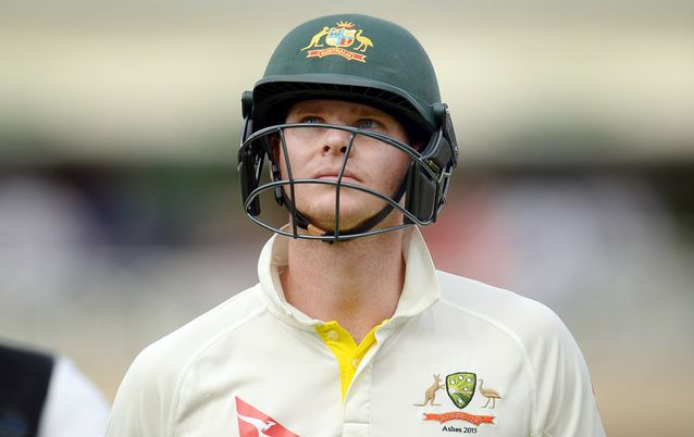 Steve Smith. Picture: REUTERS