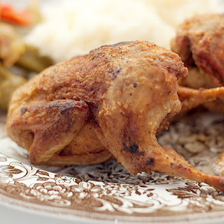Southern Fried Quail