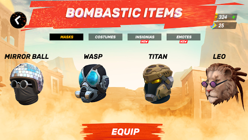 Gods of Boom - Online PvP Action  screenshots 7