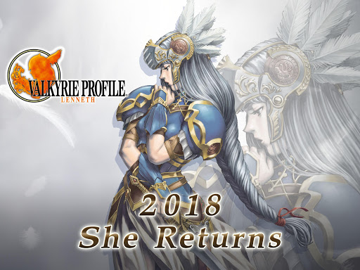 VALKYRIE PROFILE: LENNETH poster