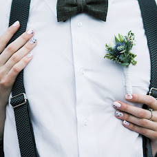 Wedding photographer Nikolay Mentyuk (Menciuk). Photo of 20.01.2018