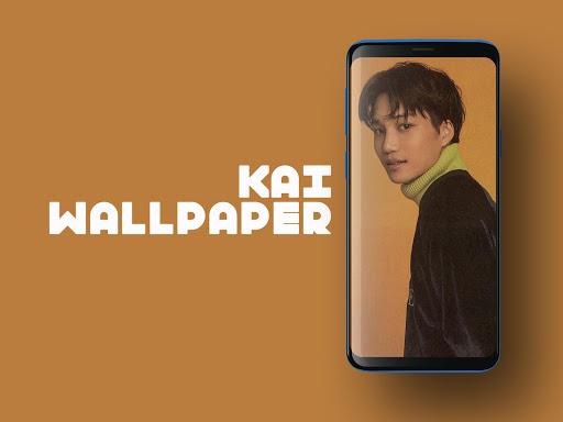 EXO Kai Wallpapers KPOP Fans HD 3.0 screenshots 1