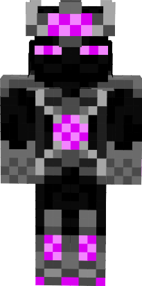 King Enderman Nova Skin