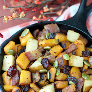 Paleo Fall Breakfast Hash