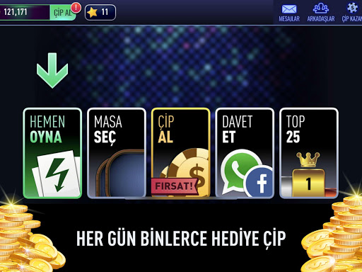 101 Yu00fczbir Okey Elit 1.1.24 screenshots 7