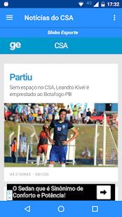 Download Notícias do CSA For PC Windows and Mac apk screenshot 1