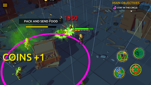 Zombie Blast Crew 2.1.1 screenshots 9