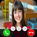 giovanna alparone Fake Video Call in real life icon