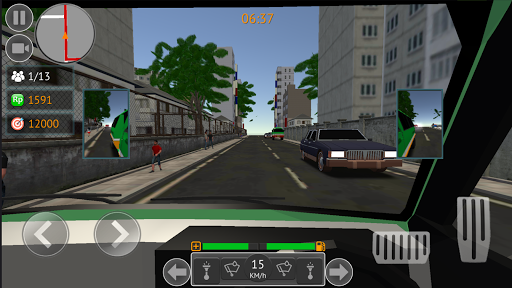 Angkot d Game android2mod screenshots 3