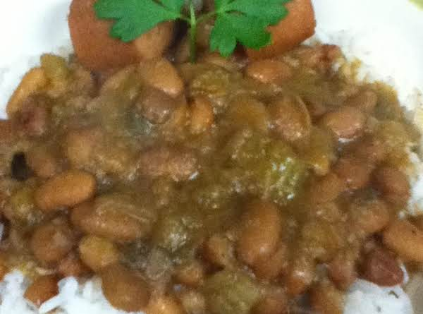 Cajun Beans And Rice Recipe