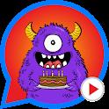 Birthday Animated Cards icon
