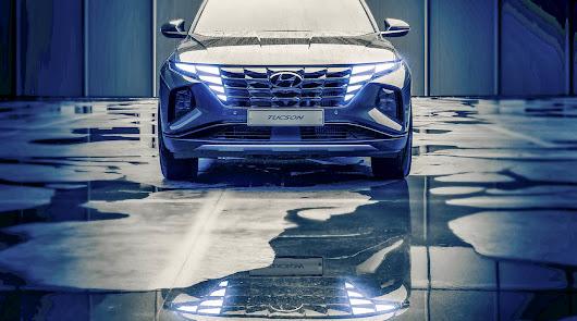 Así sera el nuevo Hyundai Tucson, más grande y con un espectacular diseño