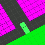 Color Blocks Fill 3D