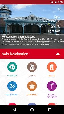 Solo Destination - screenshot