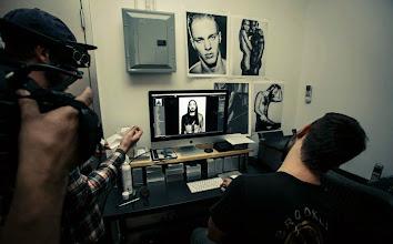 Photo: Editors making me a beautiful bae